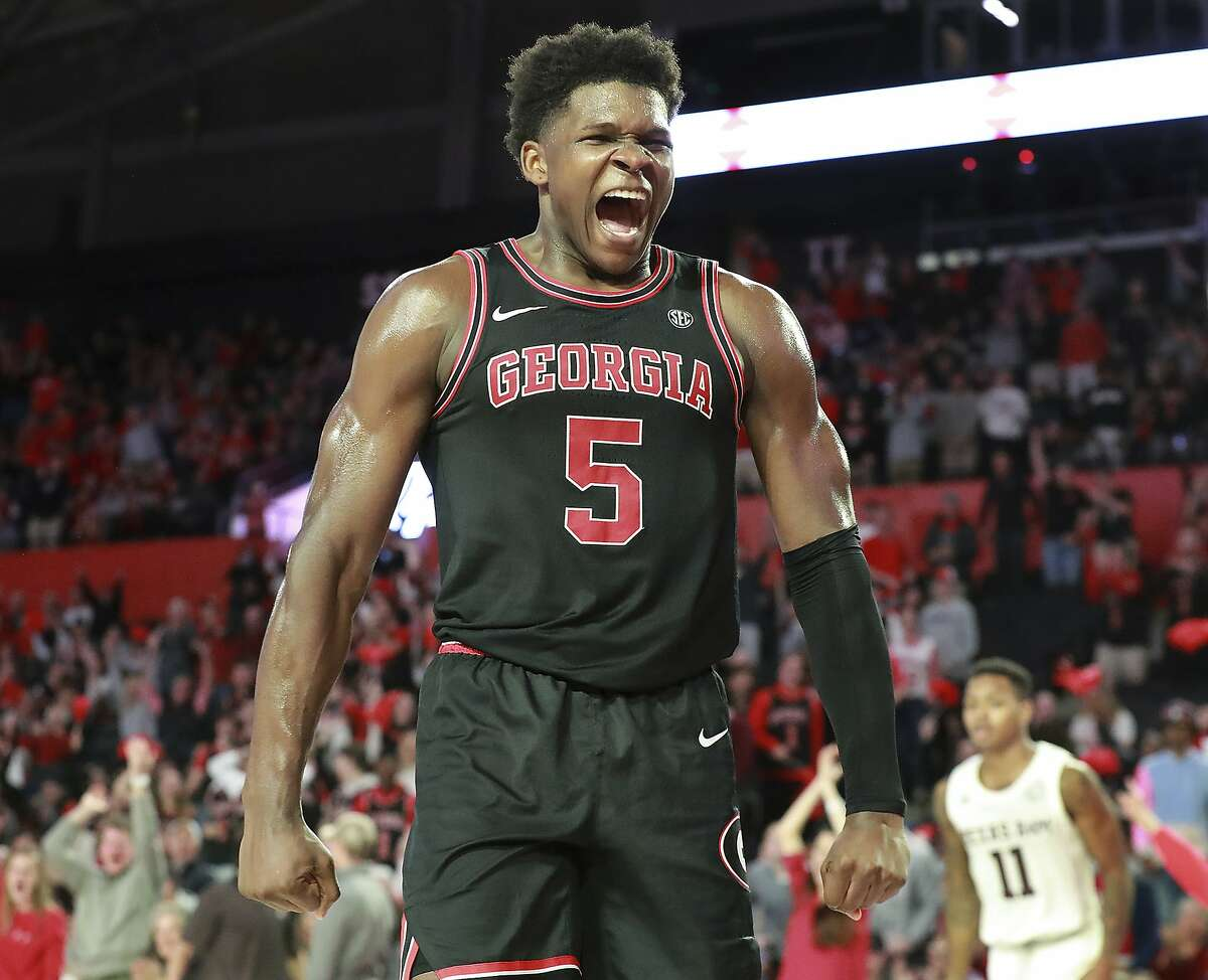 Anthony Edwards became the 11th straight one-and-done player to be the No. 1 pick. He averaged 19.1 points for Georgia, tops among all freshman.
