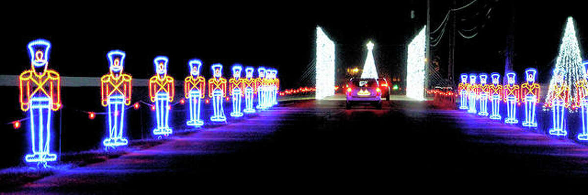 WonderLight's Christmas will debut on Friday, Nov. 20, and will run until Sunday, Jan. 3, at World Wide Technology Raceway in Madison.