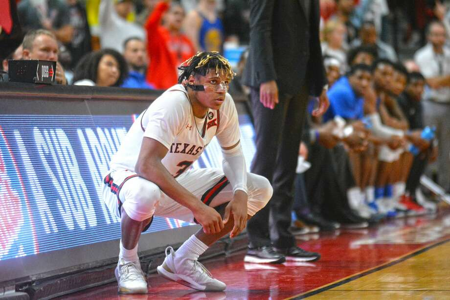 Texas Tech's Jahmi'us Ramsey was taken 43rd overall in the 2020 NBA Draft by the Sacramento Kings on Wednesday night. Photo: Nathan Giese/Planview Herald