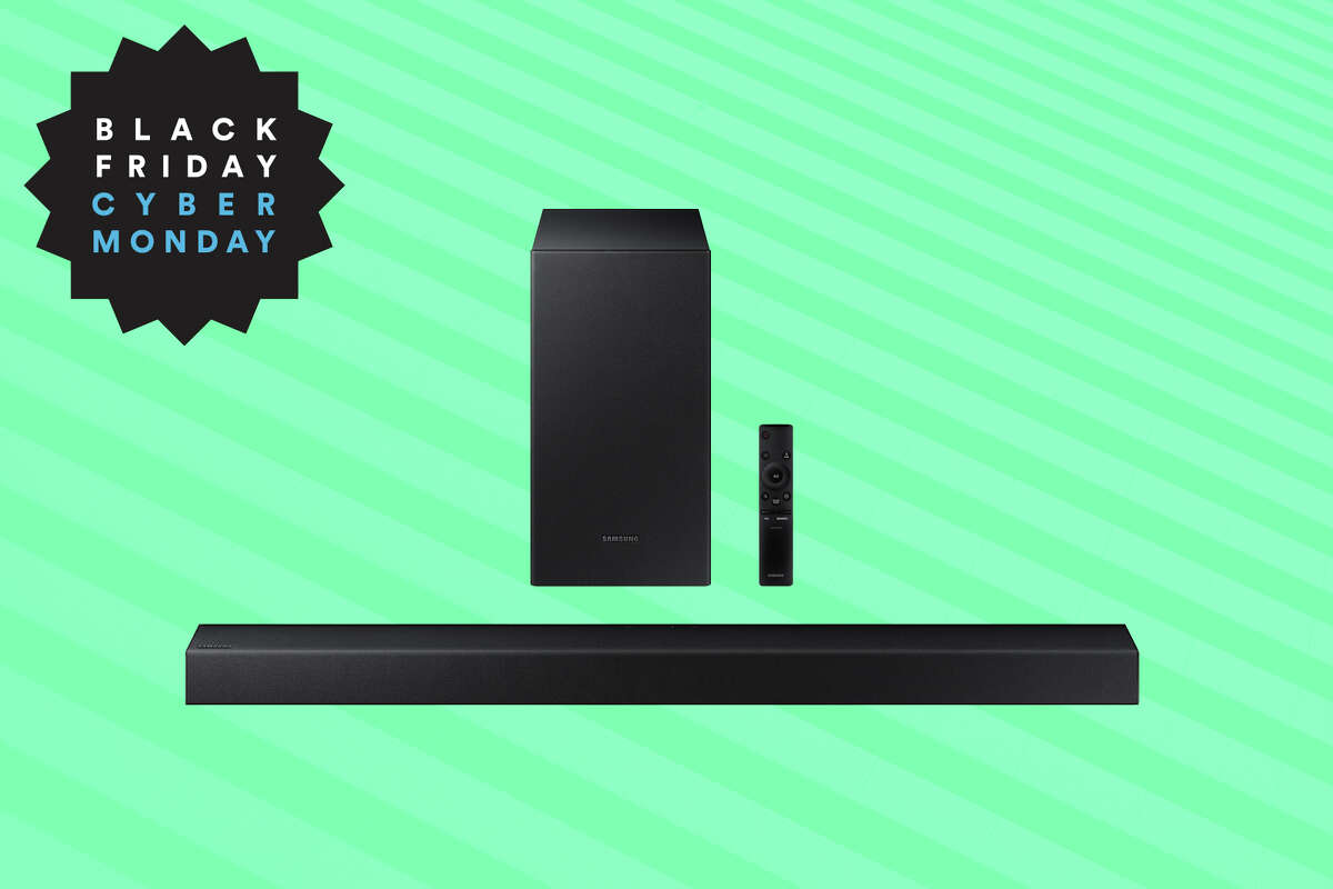 Samsung 170W 2.1ch Soundbar with Wireless Subwoofer for $99 at Walmart