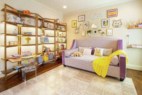 A kids' room designed by Yesely Love of Canaima Design.
