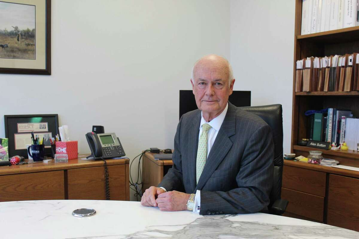 Alex Sutton serves as president of The Woodlands Development Co., a subsidiary of the Howard Hughes Corp. According to his bio, Sutton joined The Woodlands in 1994. Throughout the years, his responsibilities have primarily focused on project and land development and commercial activities.