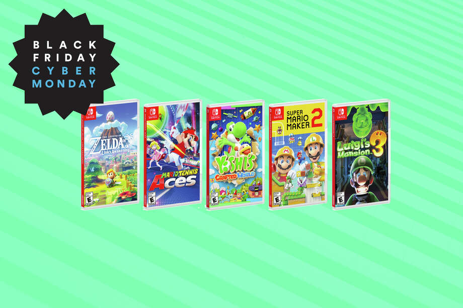Nintendo Switch games for $30 off Photo: Nintendo/Hearst Newspapers