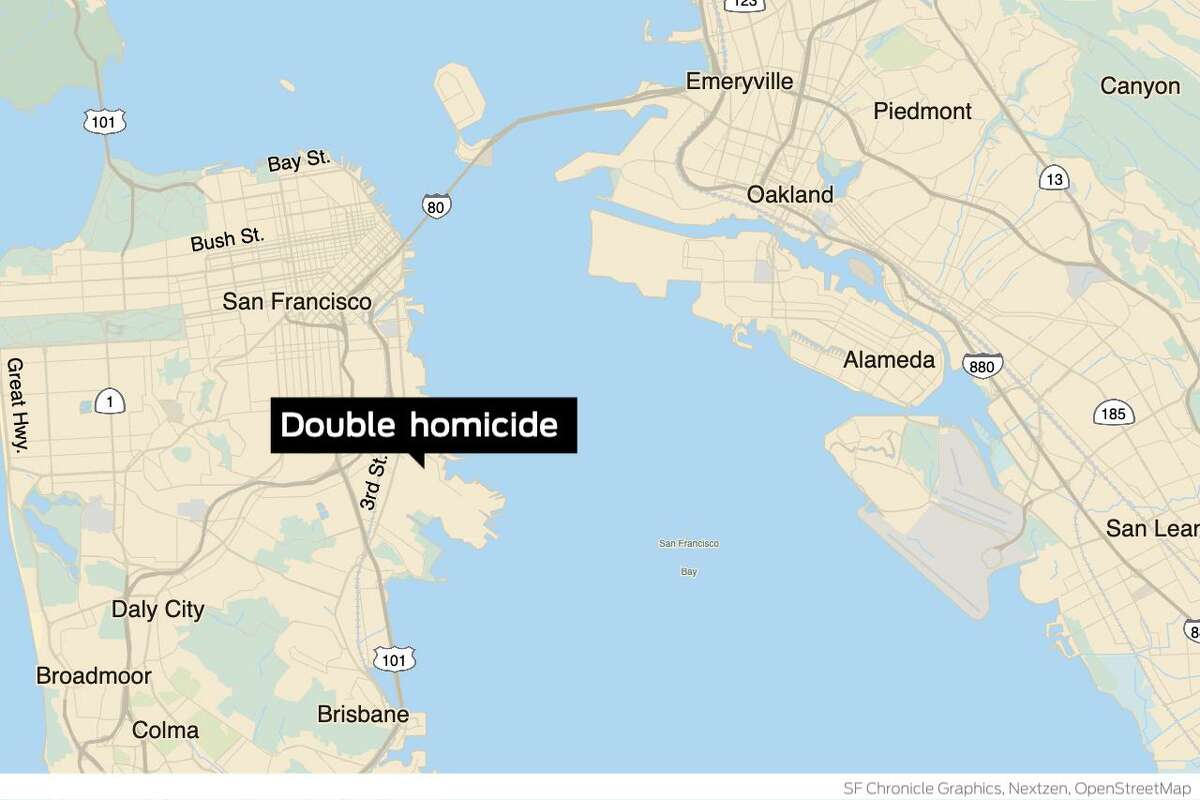 Two men were fatally gunned down Wednesday evening near India Basin in San Francisco, the latest in a troubling spate of violence that's plagued the Bayview-Hunters Point neighborhood for the last several months.