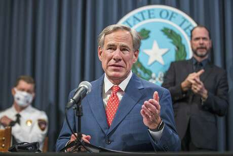 Texas Gov. Greg Abbott. (Ricardo B. Brazziell/Austin American-Statesman/TNS)