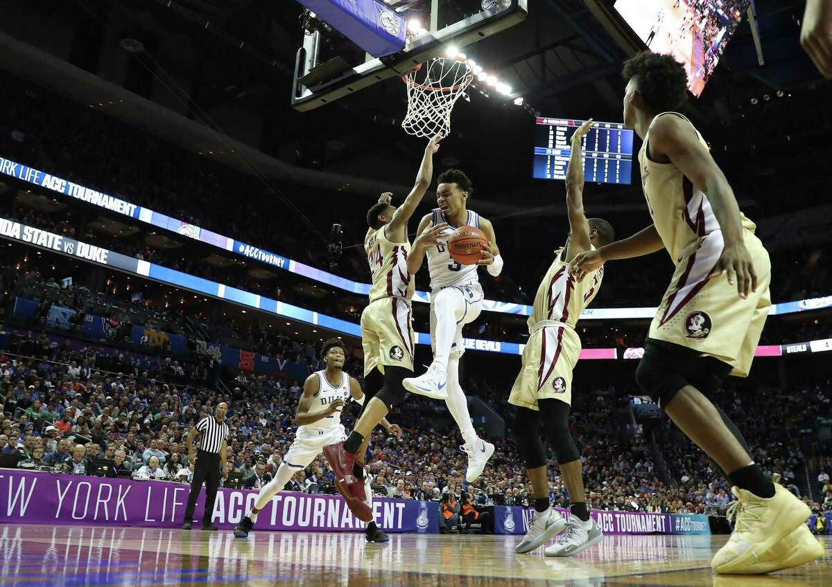 When Tre Jones and Duke met Devin Vassell and Florida State in the 2019 ACC tournament final, the Blue Devils won.