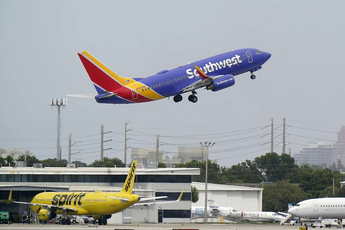 Southwest is launching a fare sale for its 50th anniversary.