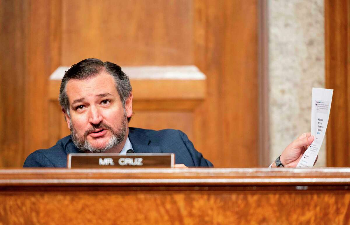 As social media companies cracked down on misinformation during the election - under pressure to prevent a repeat of 2016's Russian meddling - they found themselves increasingly targeted by conservatives such as U.S. Sen. Ted Cruz, R-Texas, who call it censorship.