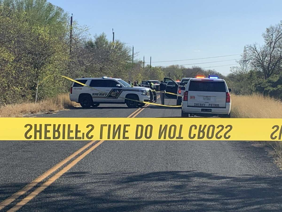 Shortly after 2 p.m., the Bexar County Sheriff's Office announced that deputies were working a homicide investigation near the intersection of South W.W. White Road and Higdon Road. Shortly after 2 p.m., the Bexar County Sheriff's Office announced that deputies were working a homicide investigation near the intersection of South W.W. White Road and Higdon Road.