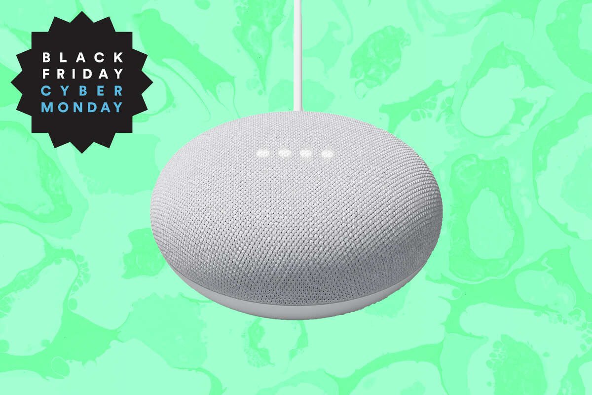 Walmart is selling the Google Nest Mini (2nd Generation) for $19 on Black Friday.