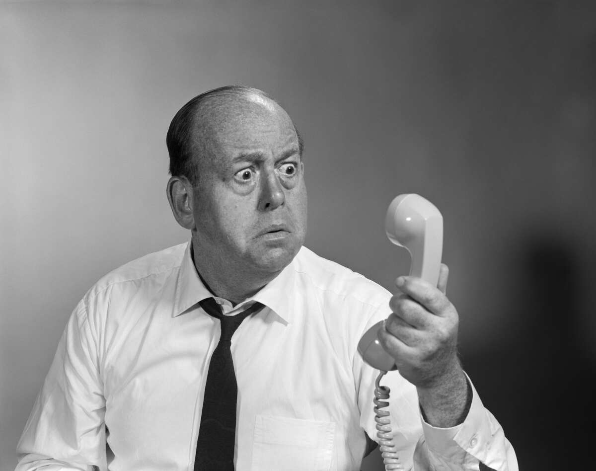 Who hasn't gotten the runaround when trying to get customer service help on the phone? (Photo by H. Armstrong Roberts/ClassicStock/Getty Images)