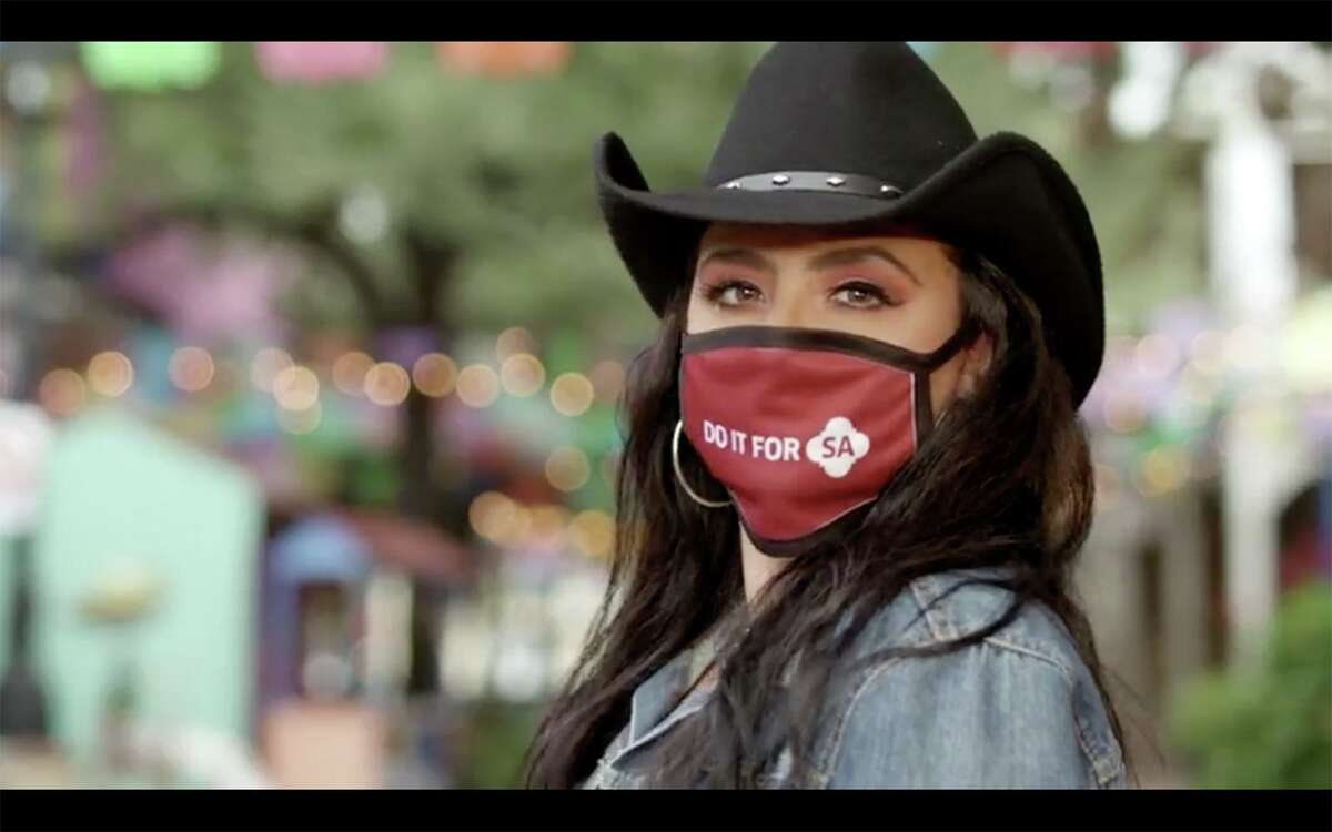 Tejano singer-songwriter Shelly Lares was one of several San Antonio entertainers tapped for the city of San Antonio's new What Will It Take campaign to write songs promoting COVID-19 precautions as holiday gatherings near.