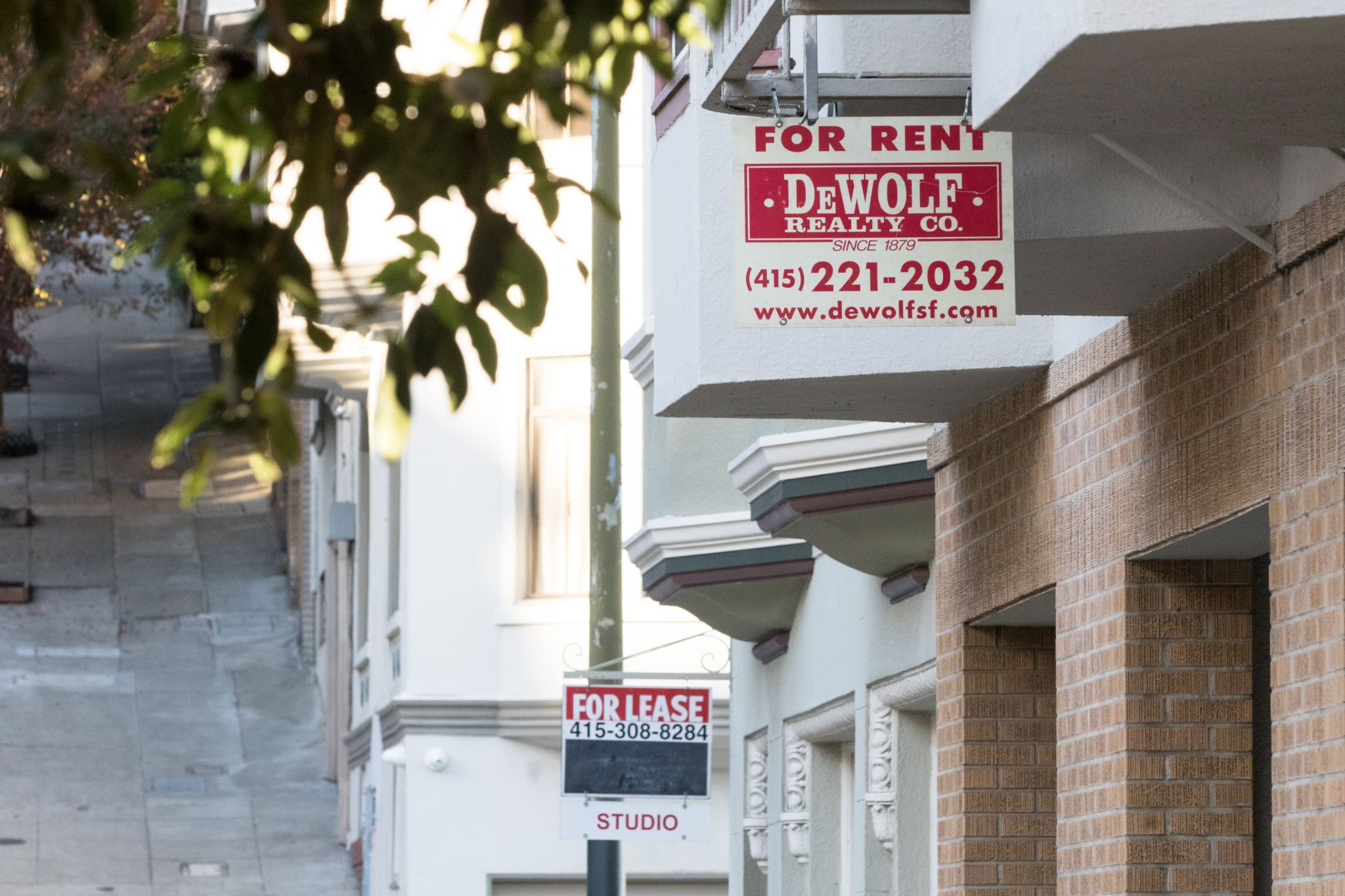 San Francisco rent prices stabilizing, no change since January