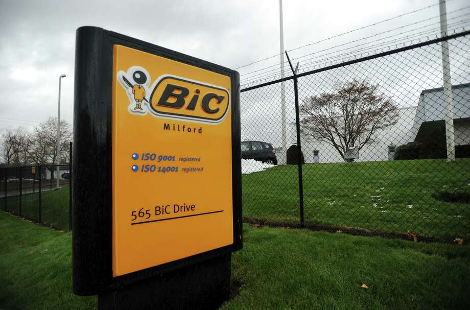 BIC Consumer Products Manufacturing Co. at 565 BIC Drive in Milford, Conn. on Tuesday, December 12, 2017. Photo: Brian A. Pounds / Hearst Connecticut Media / Connecticut Post