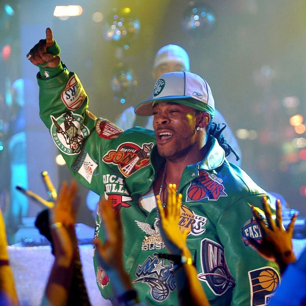 10 years in the making, a new release by Busta Rhymes. (Getty Images)