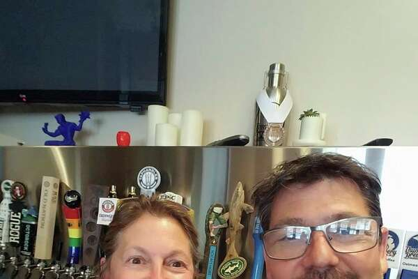 Brother and sister duo Lauren and Mark Formicola purchased Thumb Brewery in Caseville earlier this year with the dream of expanding its Michigan brewery charm with its craft beers produced on-site. (Courtesy Photo)