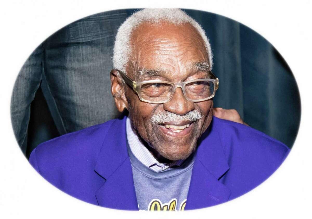 Ira B. Scott, Sr. a beloved longtime educator and the oldest living member of Omega Psi Phi, died on Nov. 10. He was 103.
