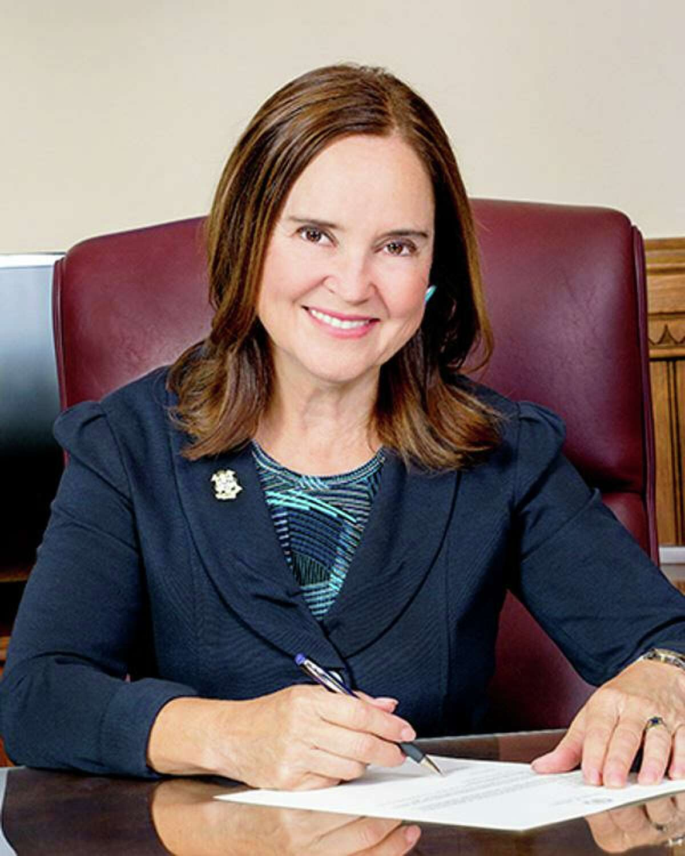 Connecticut Secretary of State Denise Merrill