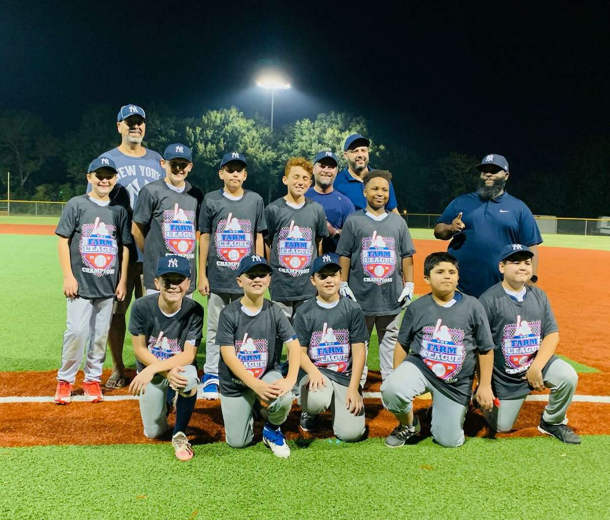 The 11U Yankees of the Farm League finished with twice as many wins as the year before and went 2-1 in the playoffs, ultimately capturing the 2020 Fall Silver Bracket Championship amid COVID-19.