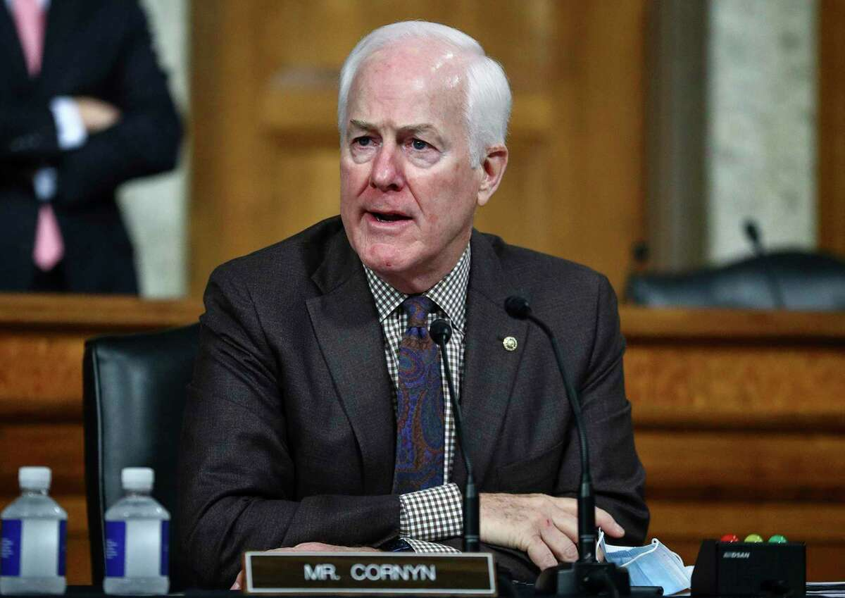 Republican U.S. Sen. John Cornyn, who was reelected to a fourth term, doesn't yet accept Joe Biden as the president-elect.