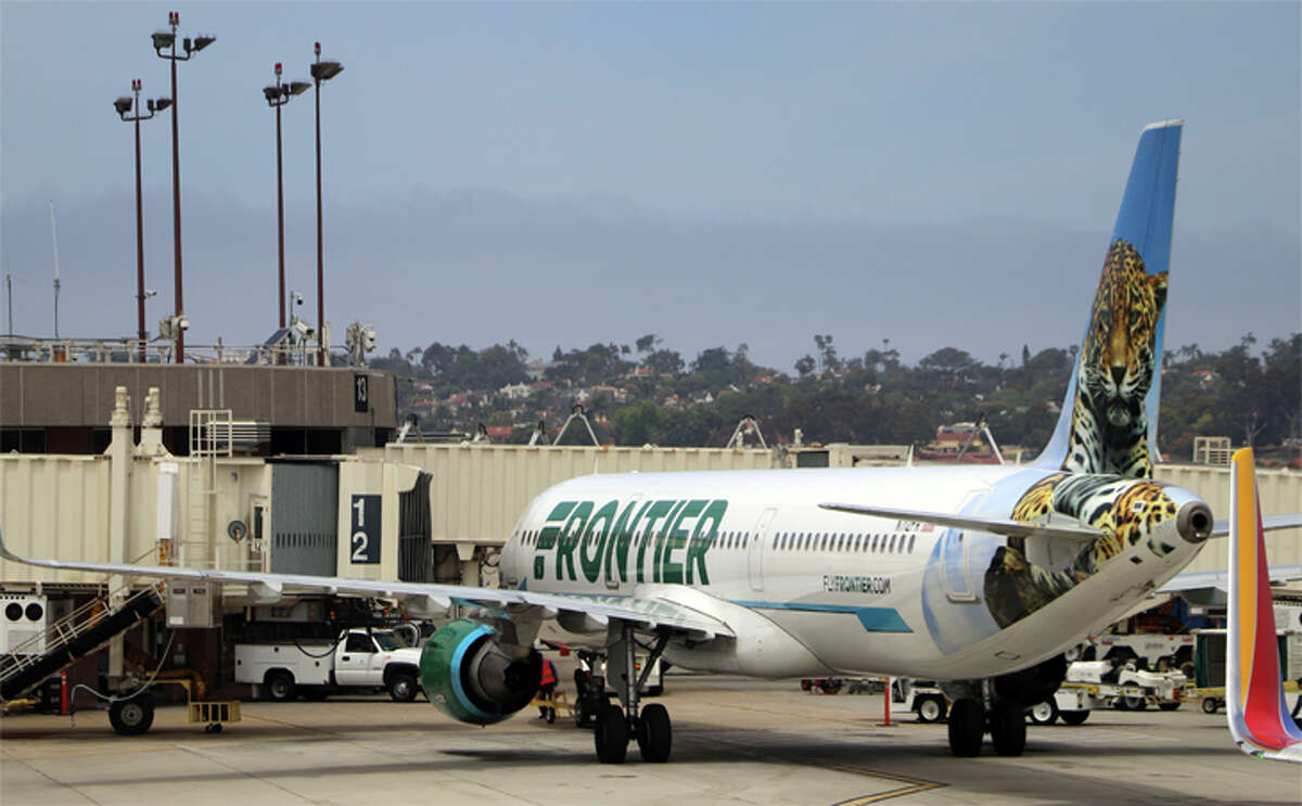 Frontier Airlines will start flying out of Oakland in February with four new routes.
