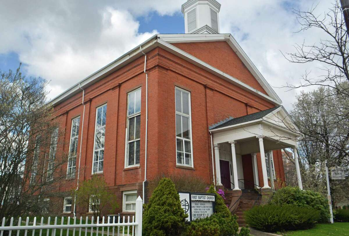 First Baptist Church is at 93 Main St., Middletown. In prior years, it has played host to the city's warming center.