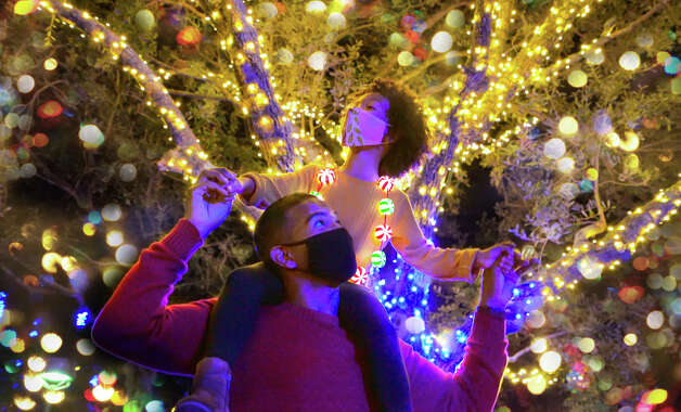 SeaWorld San Antonio (included with purchase of 2021 Season Pass): Visitors can enjoy SeaWorld's Christmas festivities on select days from Nov. 20 through Jan. 3 by purchasing a 2021 Season Pass, which starts at $49.99. During its stint, the park will have Christmas fireworks, a Hanukkah celebration, Kwanzaa festivities and more. Reservations must be made before heading to the park. SeaWorld San Antonio is located at 10500 SeaWorld Drive. For more information, call 210-520-4732 or visit seaworld.com. Photo: SeaWorld San Antonio