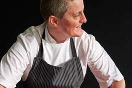 Chef April Bloomfield has prepared a special Thanksgiving menu for the Mayflower Inn & Spa in Washington.