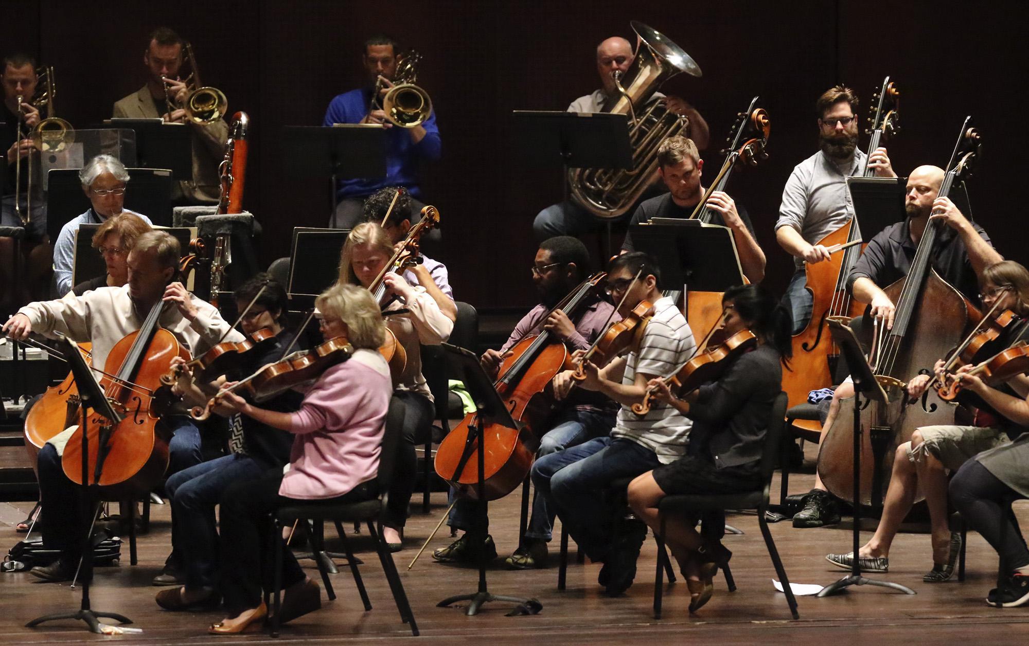 Los músicos de la Sinfónica de San Antonio se declaran en huelga después de años de negociaciones fallidas