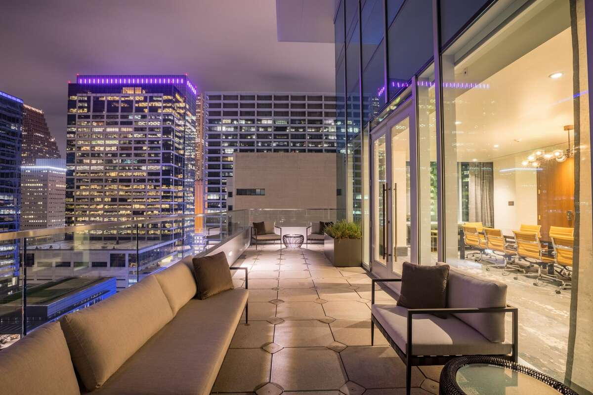 Looking for a couples' retreat? Hotel Alessandra in downtown Houston features a package starting at $249 a night, with a $75 food and beverage credit.