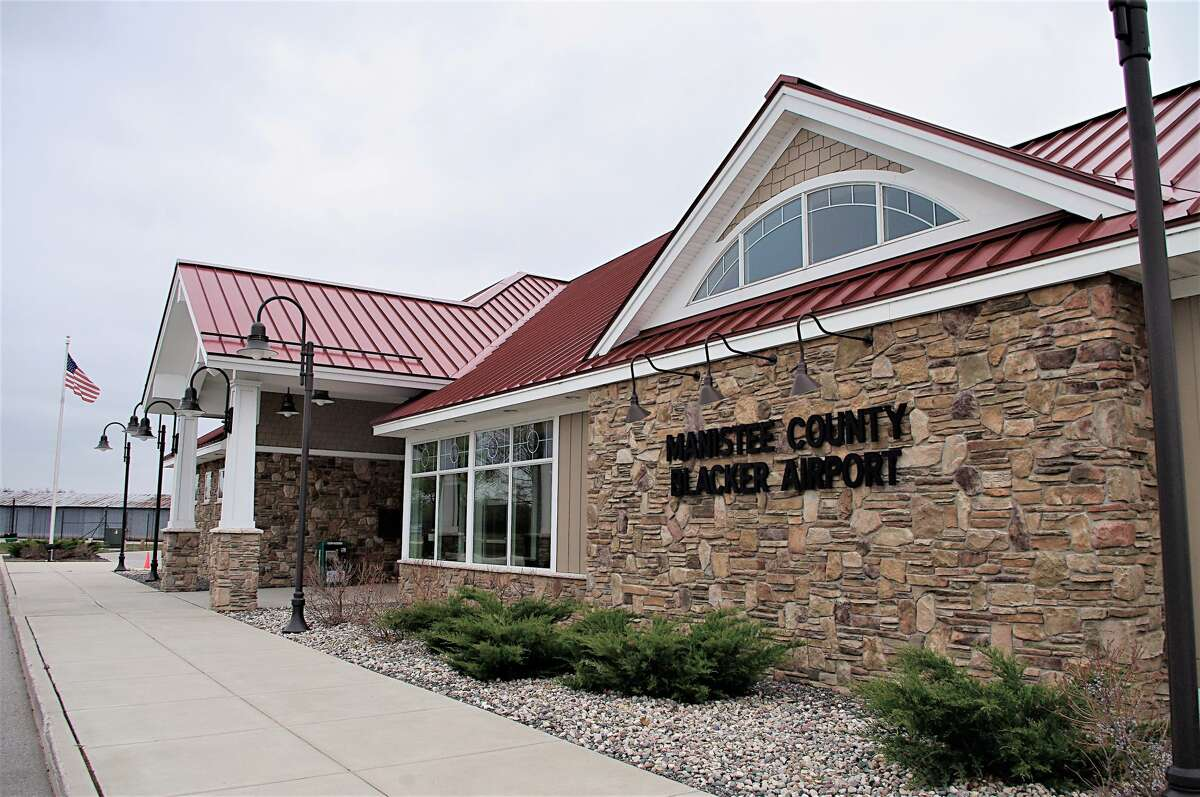 Manistee County Blacker Airport is on track to meet the minimum ridership required to maintain its essential air service designation.