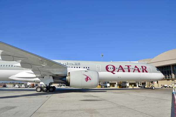 Qatar Airways Airbus A350 will fly between San Francisco and Doha.
