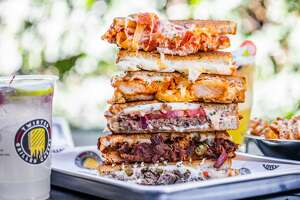 Twisted Grilled Cheese opens at a 2,300 square foot space at 5555 Washington Ave. on Nov. 21, 2020.