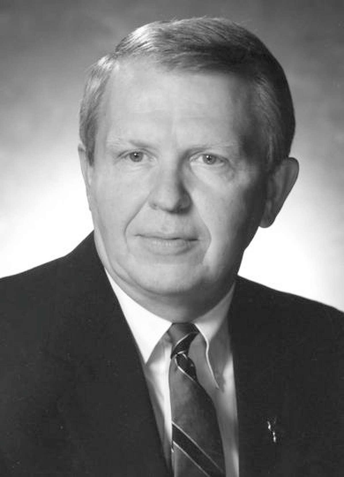 Former Spring ISD Superintendent Gordon M. Anderson