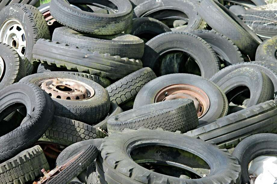 Michigan is considered a national leader for how it handles scrap tires, from supporting rubber-modified asphalt (RMA) to a successful remediation program.(Courtesy Photo)