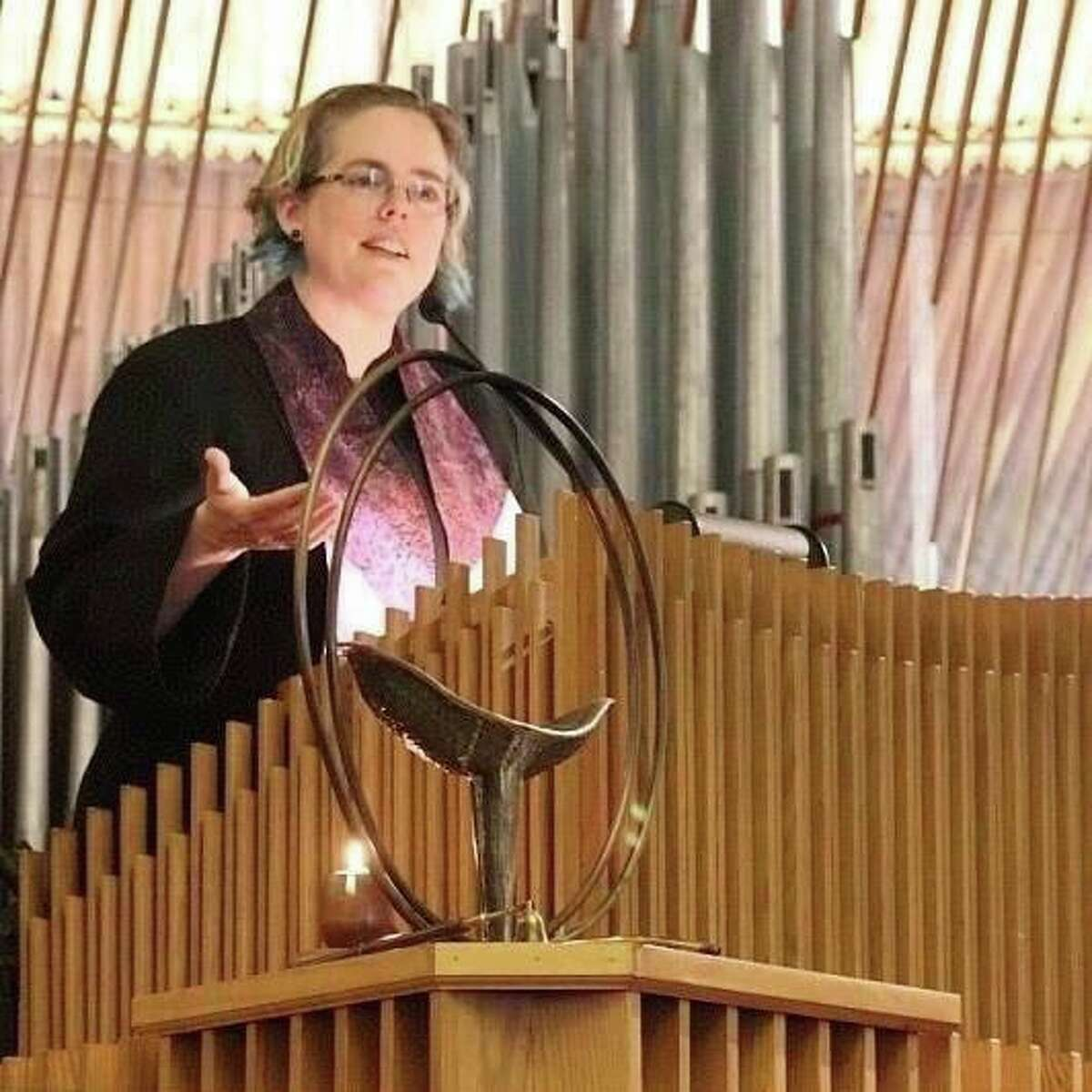 The Rev. Heather Rion Starr is a consulting minister at the Unitarian Universalist Congregation of Danbury.