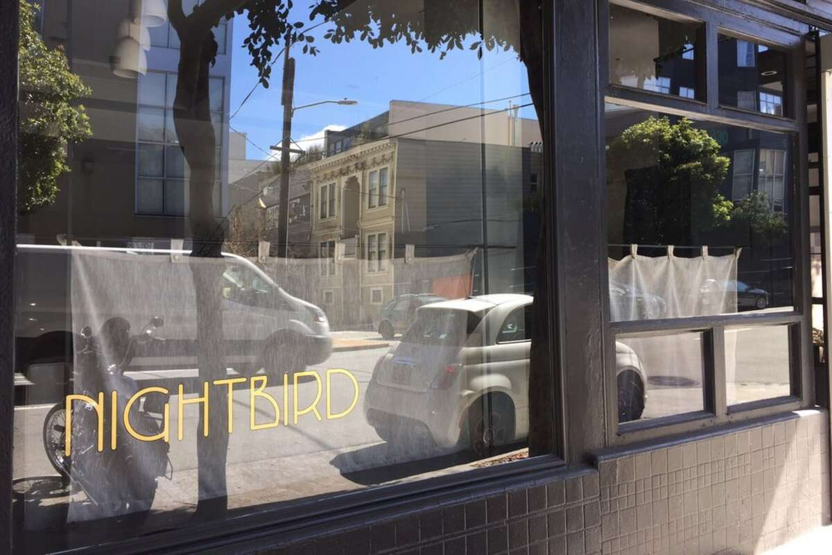 Nightbird, at 330 Gough St., announced that it would close its doors until Dec. 1 following a burglary.