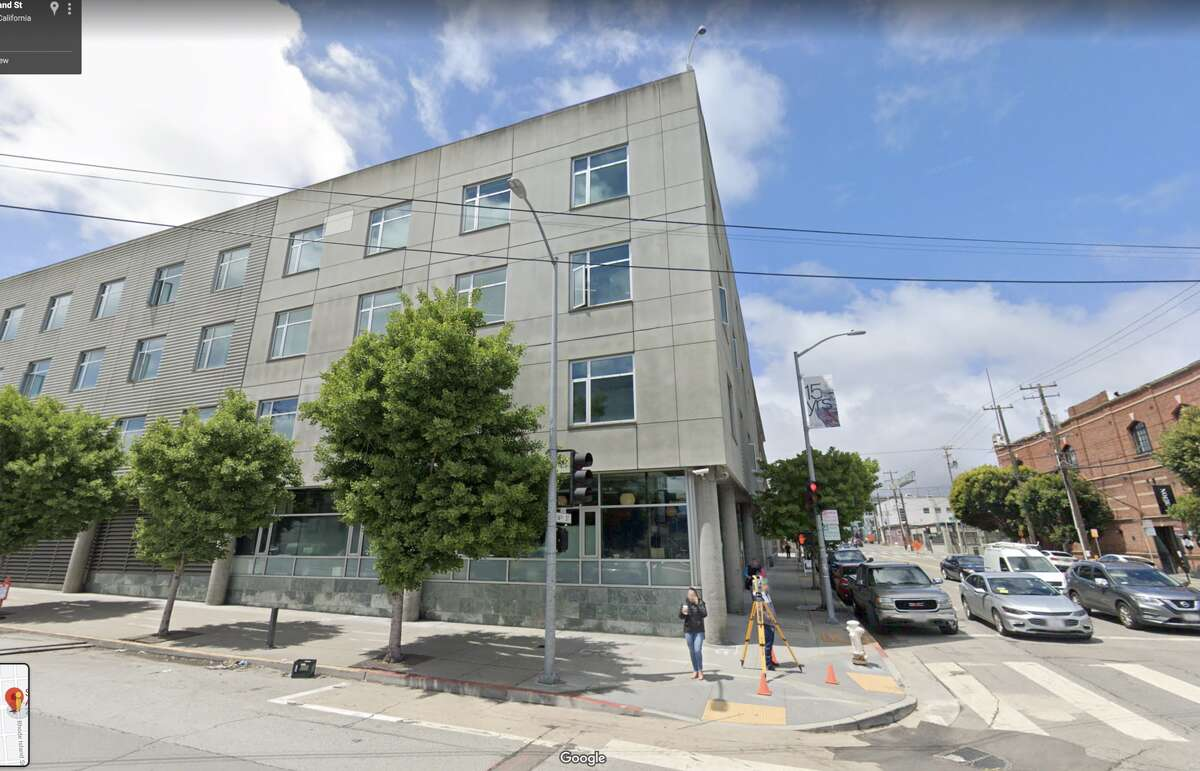 A street view of the San Francisco District Attorney's Office.
