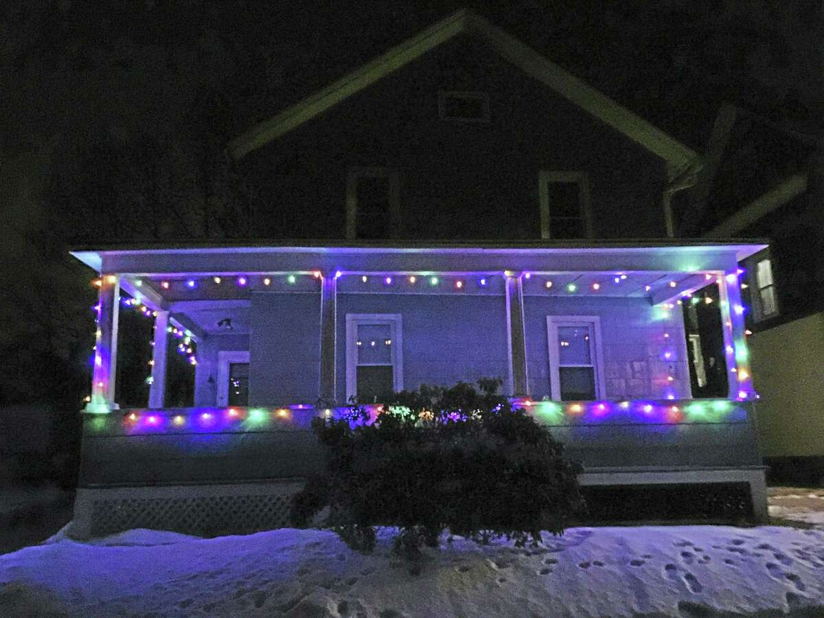 The Recreation Department's holiday lighting contest is set for Dec. 15.