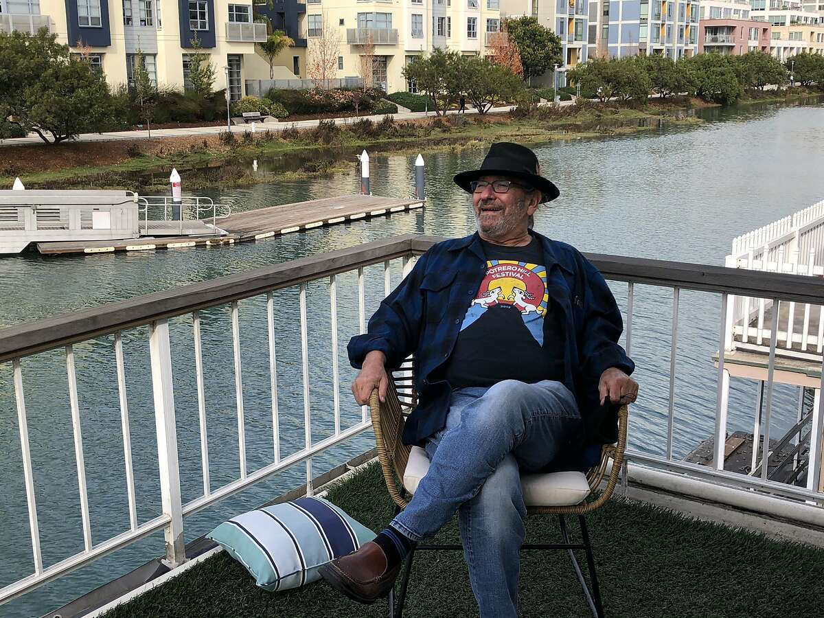 Phil De Andrade, owner of the houseboat Moonlight, has seen plenty of major changes during his nearly 30 years of life on the water at Mission Creek.