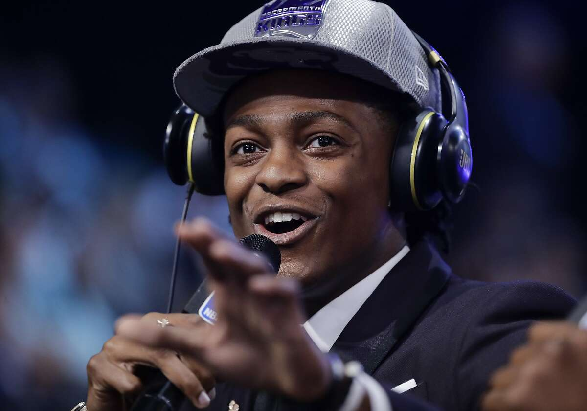 De'Aaron Fox averaged 21.1 points in 2019-20 for the Kings.
