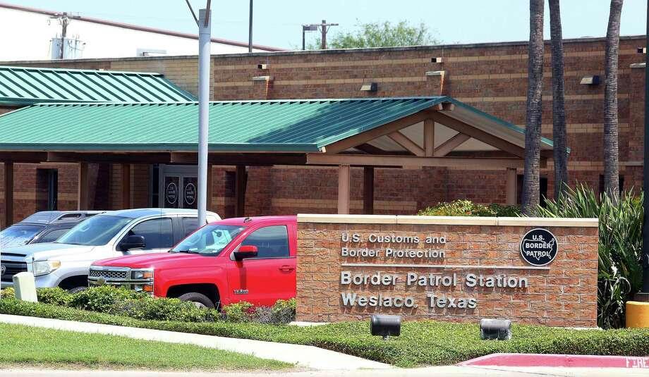 Esta foto del 20 de mayo del 2019 muestra la estación de la Patrulla Fronteriza en Weslaco, Texas. Photo: Joel Martinez /Associated Press / The Monitor