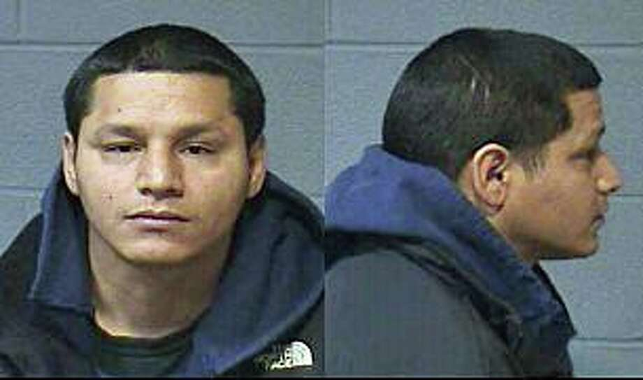 A 38-year-old Torrington man has been arrested in connection with a Hartford shooting last month that left a victim seriously injured, police said. Juan Velez, of Chestnut Avenue, arrested onm Friday, Nov. 20, 2020 and charges of first-degree assault, criminal use of a firearm and criminal possession of a firearm. He is accused of shooting a 24-year-old man on Oct. 22, 2020. Photo: Hartford Police Department Photo