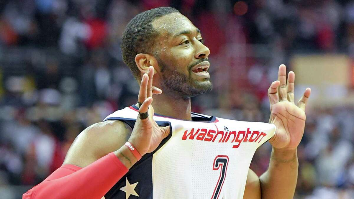 Washington Wizards guard John Wall has asked for a trade after his name was floated in trade talks for Russell Westbrook.