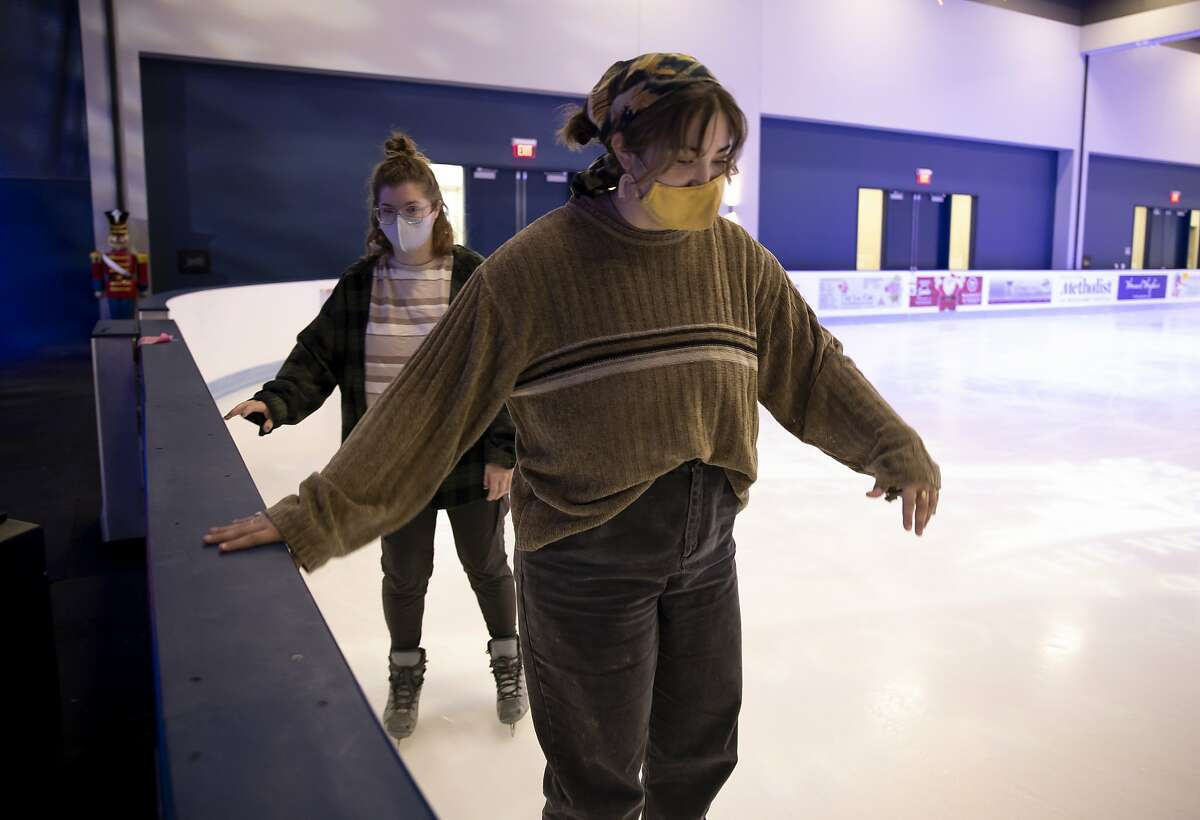 Six feet of distance is required between staff, participants and spectators on the ice, inside the facility and in the parking lot. To help promote social distancing, the Winthrop Rink has laid out timed sessions. Like other outdoor recreation sports, like snow skiing, no indoor amenities will offer changing rooms and public water fountains, so be sure to bring your own water bottle in the case that concessions are limited. The Winthrop Rink has also added floor markings from the entrance to the exit, so be on the lookout like you would aisles at the grocery store. Likewise, the rink will also have one-way traffic patterns to maximize distancing with directional wall signage and tape markers on the floor. Anticipate hand sanitizer stations, alongside distanced resting benches. Perhaps most notably, rental skates and helmets will be permitted during Phase 2 of reopening, of which will be routinely sanitized between uses.
