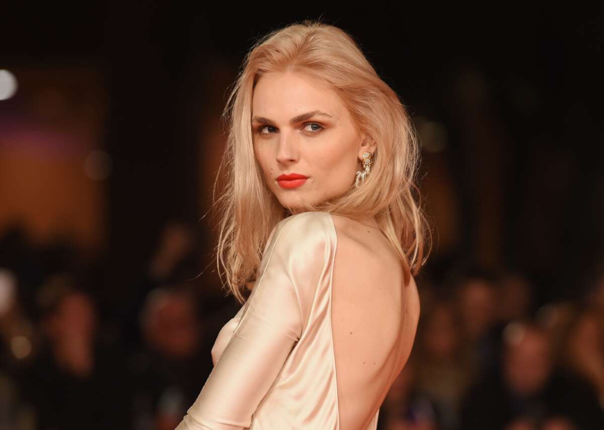 Andreja Pejić Hailing from present-day Bosnia-Herzegovina, Andreja Pejić has modeled for both women's and men's clothing. Pejić has been featured on the covers of Elle, Marie Claire, and GQ, becoming the first transgender model profiled by Vogue. Additionally, she has appeared as a guest judge on