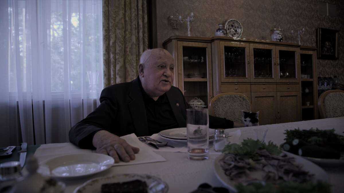 Director: Vitaly ManskyWith: Mikhail Gorbachev. (Russian dialogue)Running time: 1 hour 40 minutes