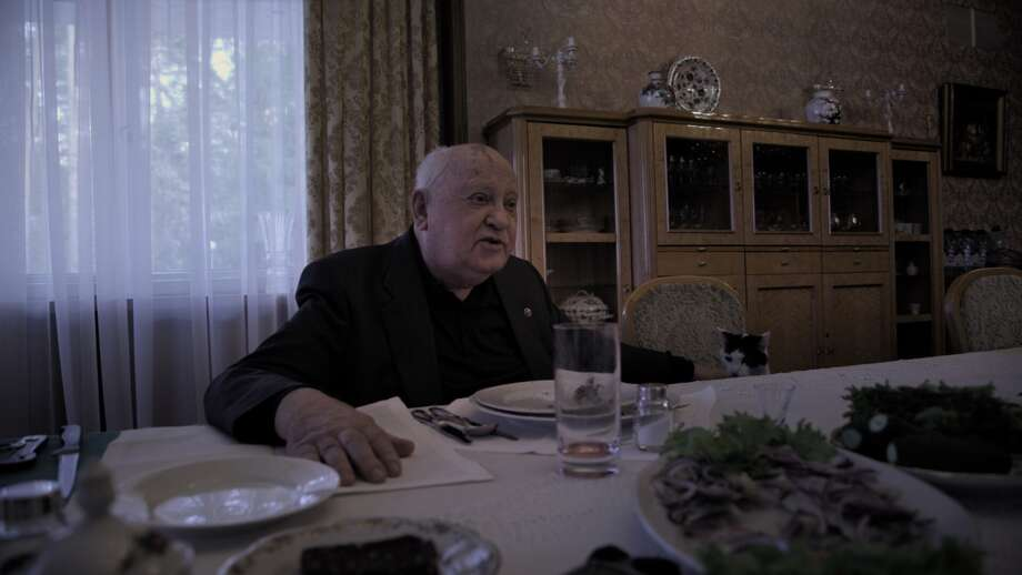 Director: Vitaly ManskyWith: Mikhail Gorbachev. (Russian dialogue)Running time: 1 hour 40 minutes Photo: Variety