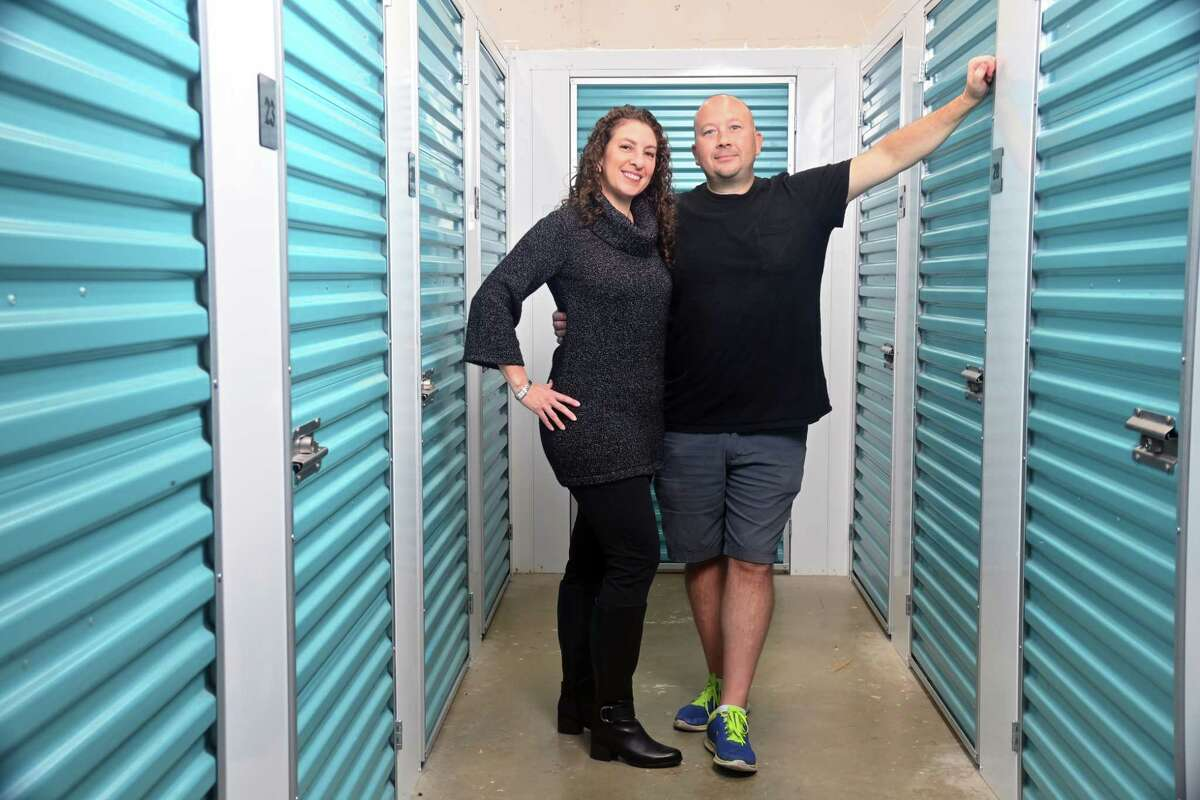 Lindsay and Mike Steiner founded Bradyl Storage Solutions to fill demand for secure and portable storage units in apartment buildings.