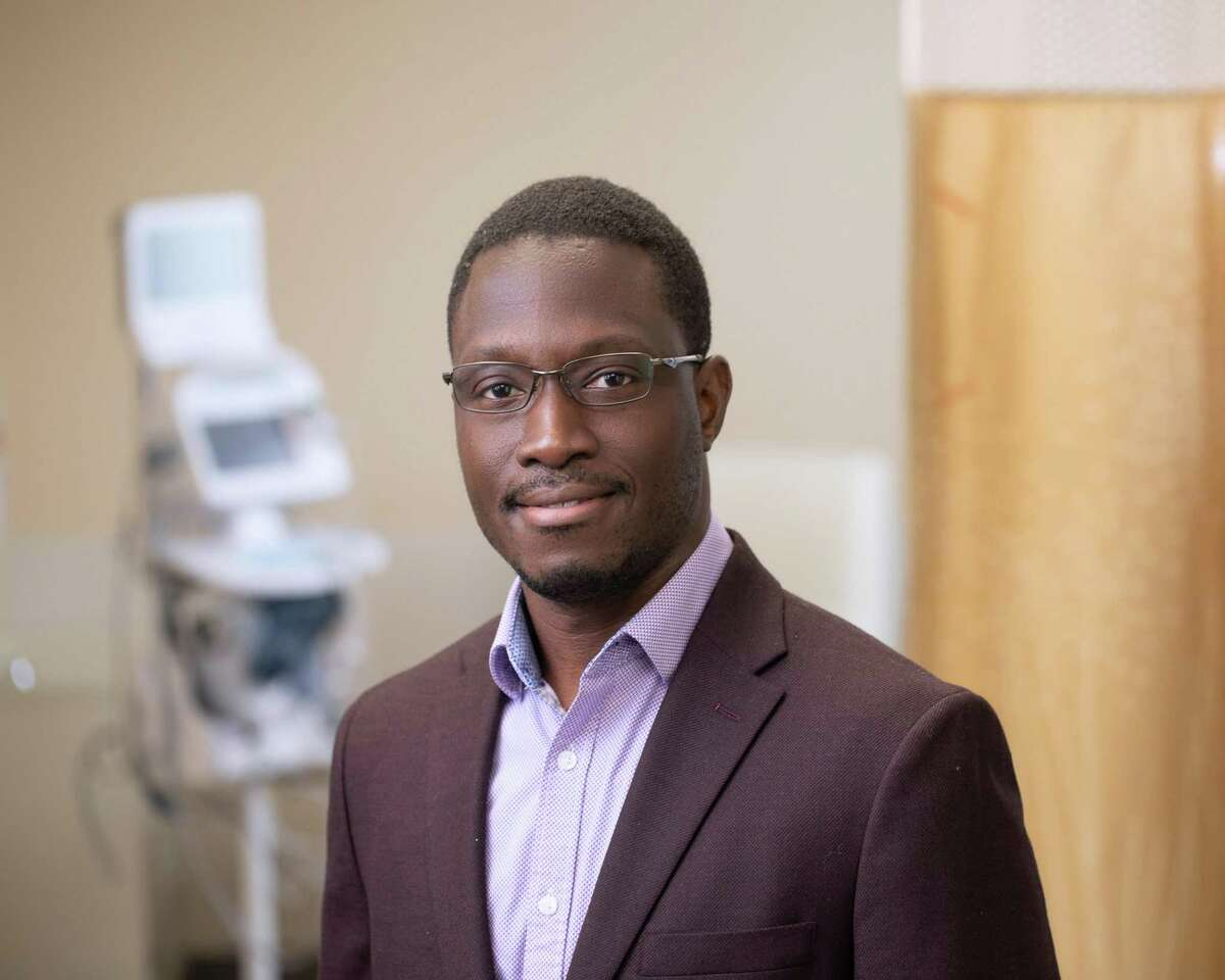 Dr. Onyema Ogbuagu, a Yale New Haven infectious disease physician and associate professor of medicine at the university, is the principal researcher for the Phase 3 testing of a COVID 19 treatment being developed by Pfizer and a German company.